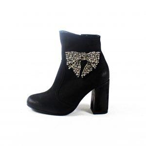 Dámske členkové čižmy – Topánky Olympia shoes b87c1bdb5b9