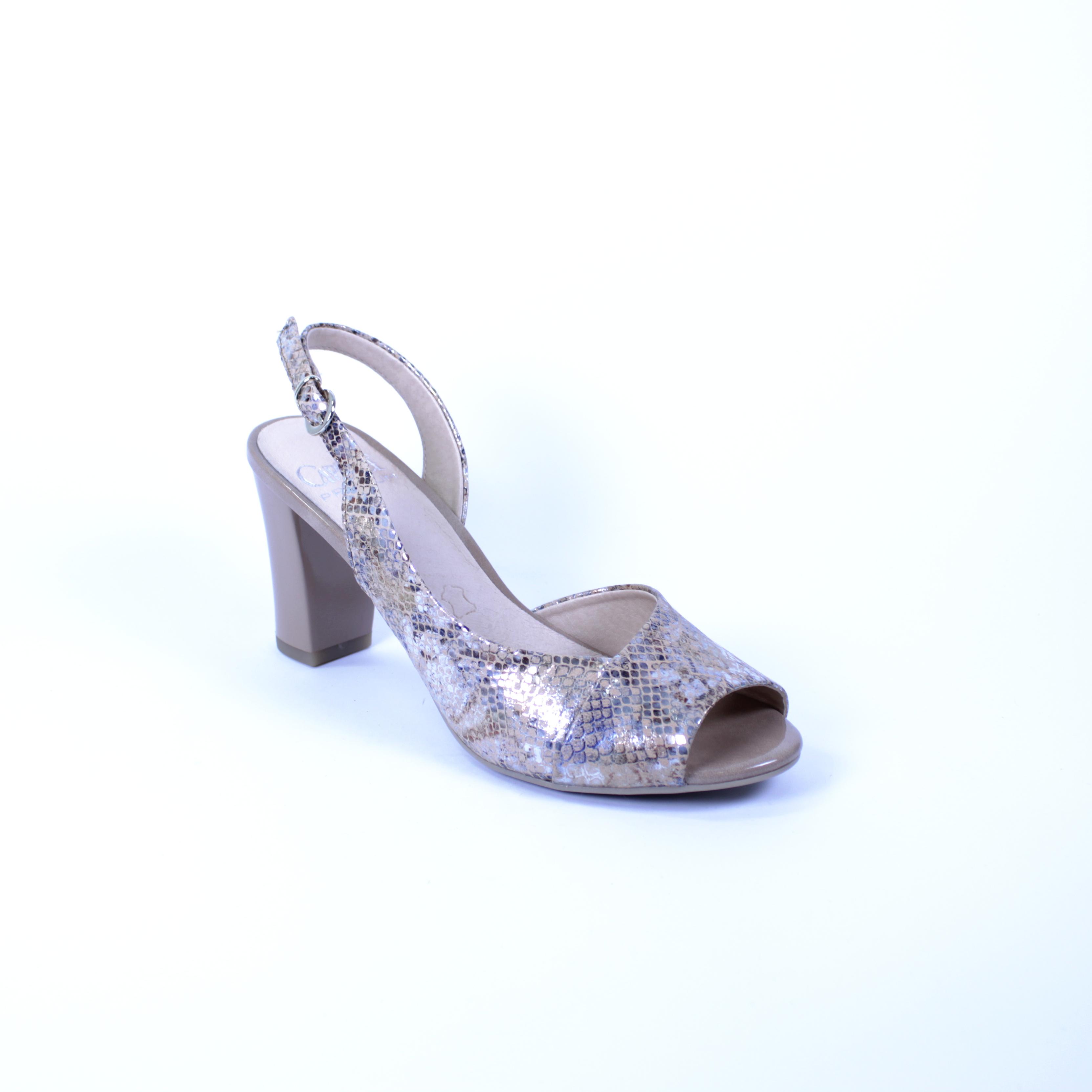 b41d64a7c4 Dámske sandále CAPRICE 9-28304-28 339 NATURE REPT.MULTI – Topánky ...