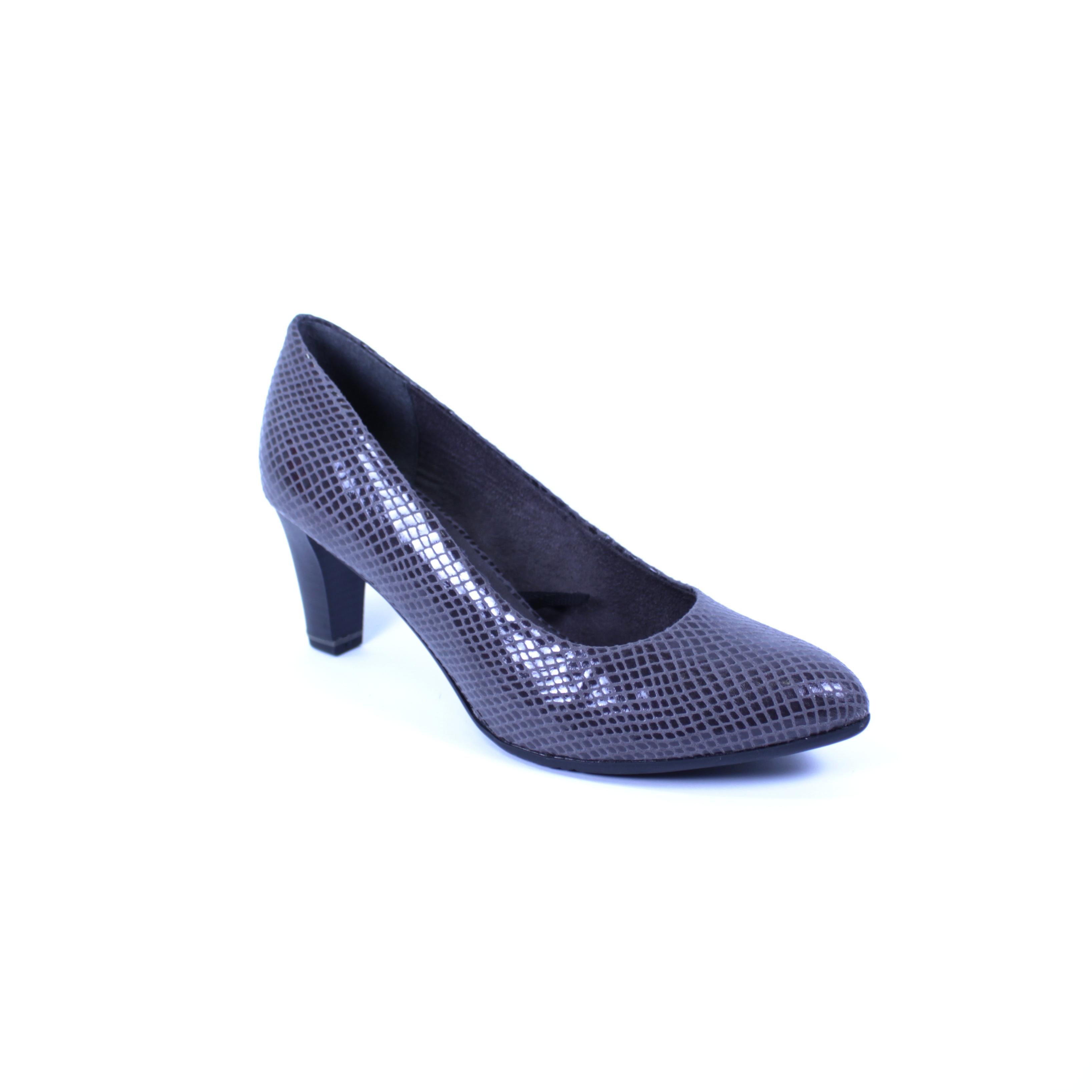 9eb71856e0e8 Lodičky JANA 8-22401-27 297 GREY PAT STRUC – Topánky Olympia shoes