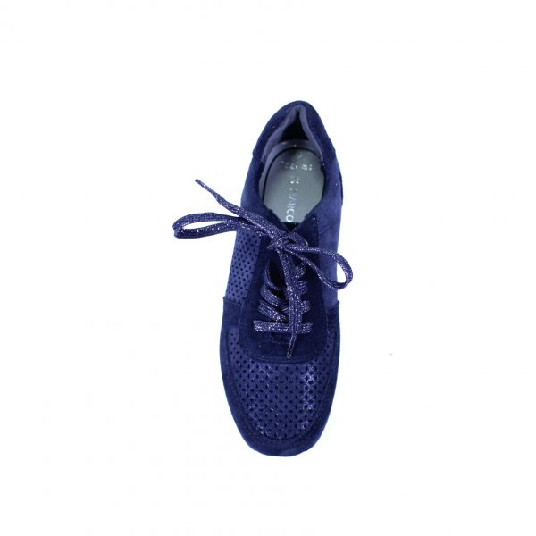 d01fde09864f Dámska vychádzková obuv MARCO TOZZI 2-23749-20 844 NAVY MET.COMB ...