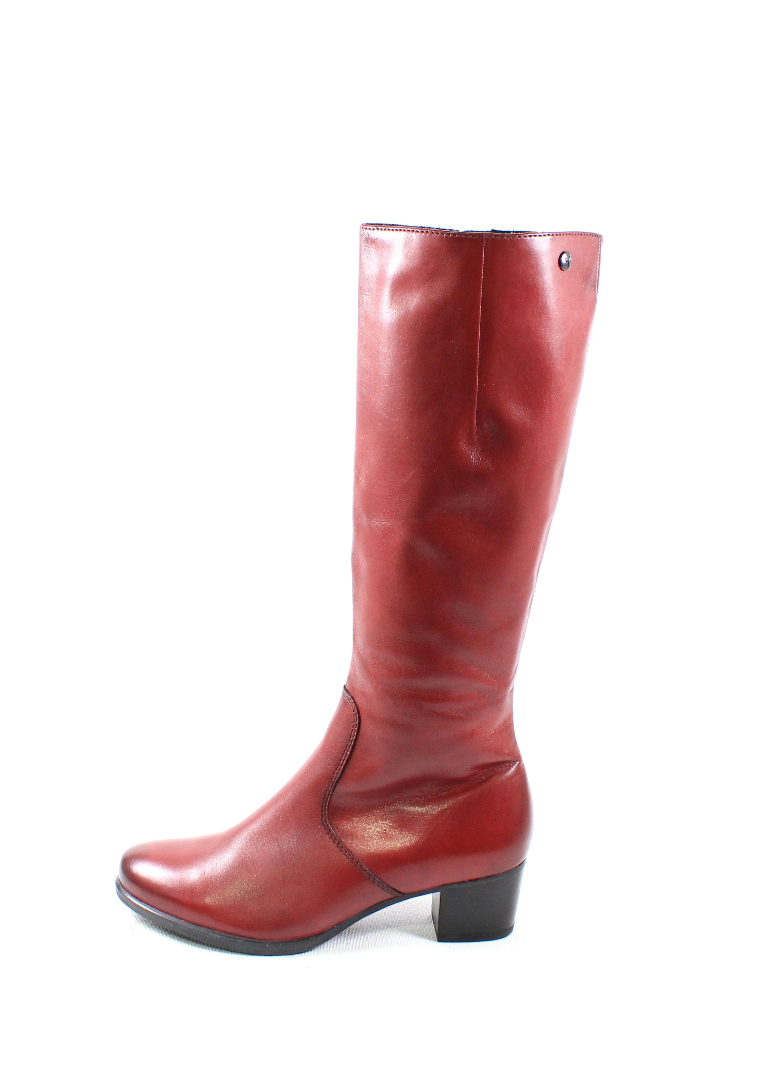 1a1eb72cf5 Dámske čižmy CAPRICE 9-25539-27 BORDEAUX – Topánky Olympia shoes