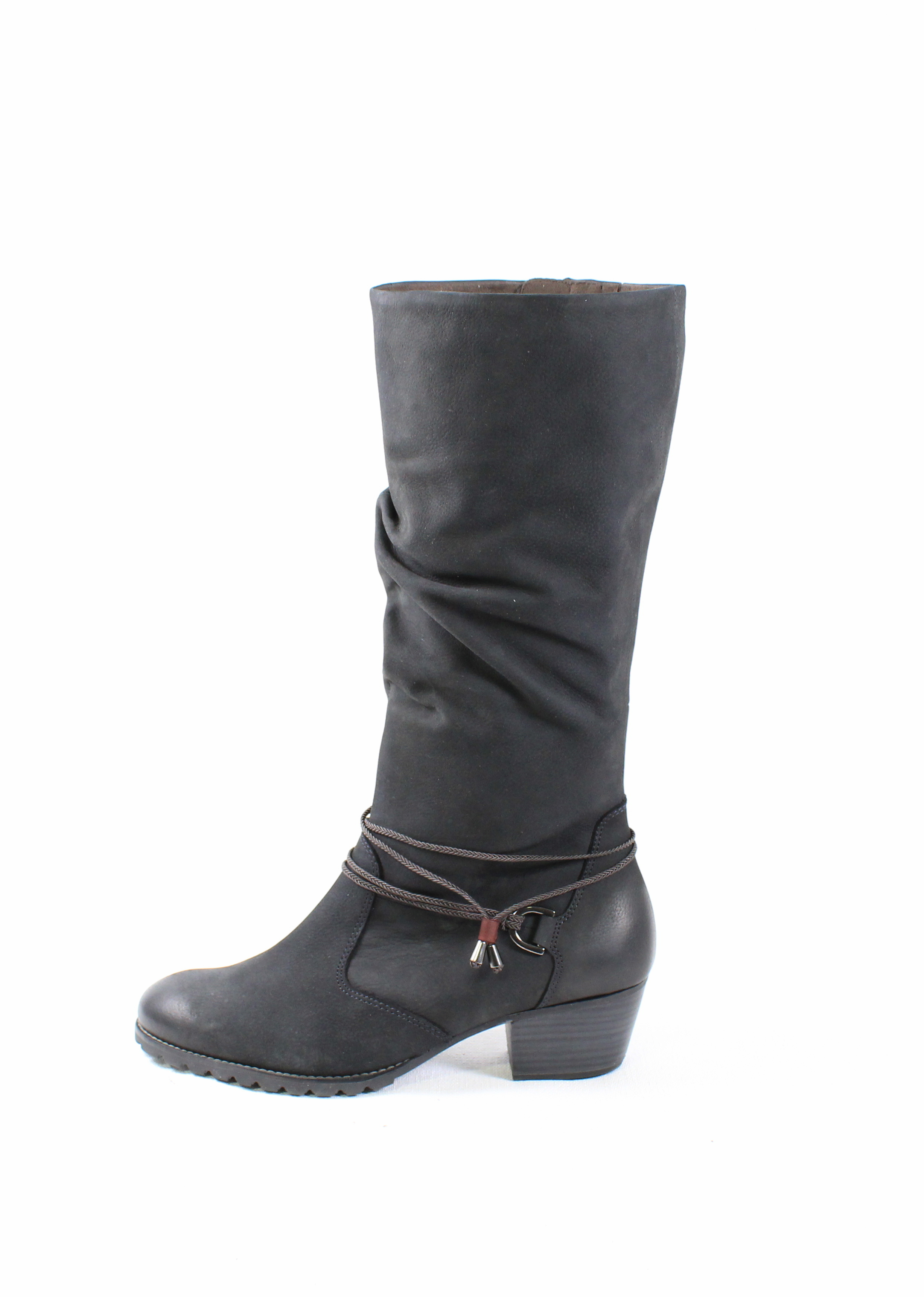 f4e315b6a299 Dámske čižmy TAMARIS 1-25531-27 NAVY – Topánky Olympia shoes