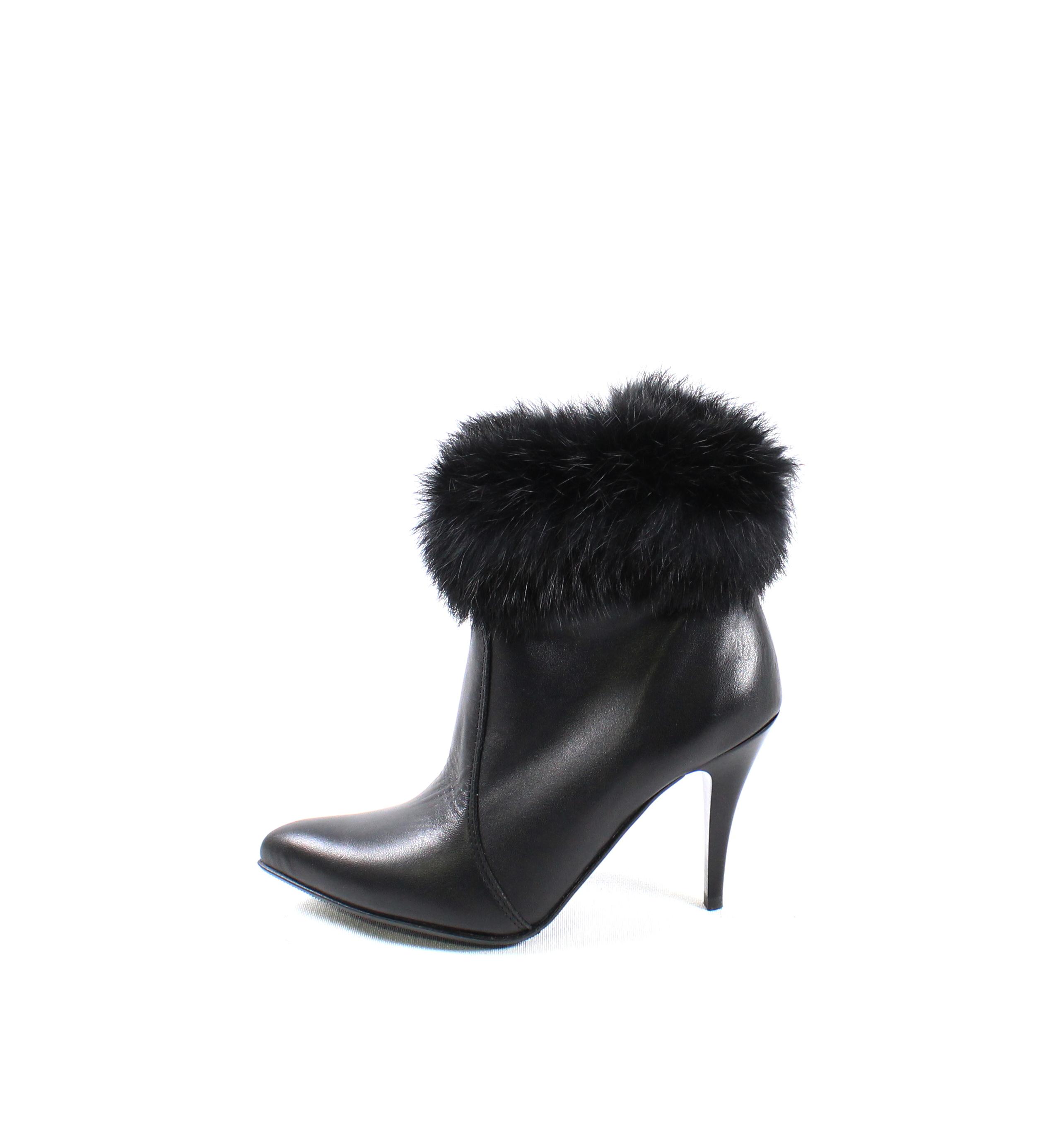 0055c37e39 Dámske členkové čižmy CLAUDIO DESSI 5208 – Topánky Olympia shoes