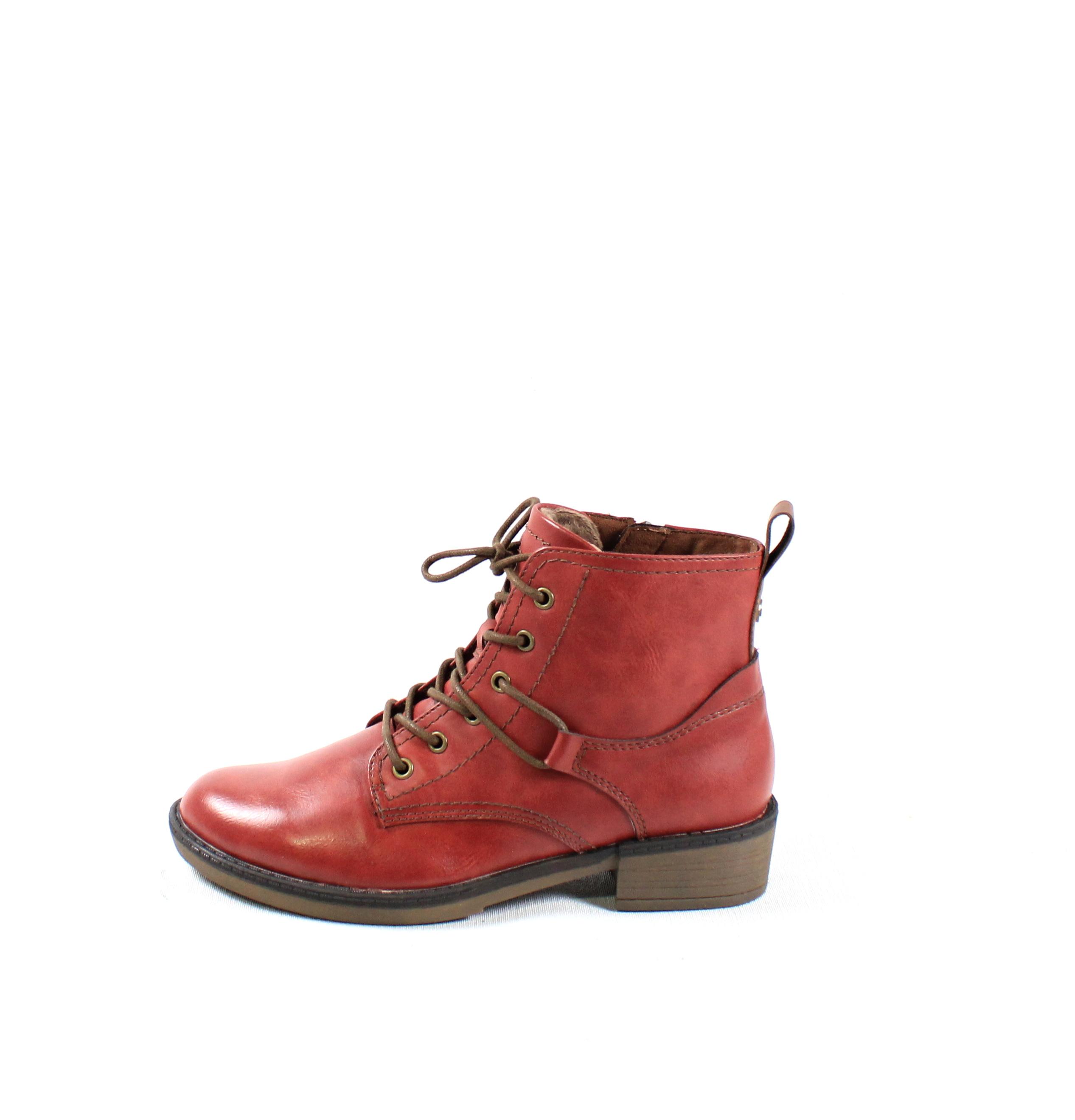 f3298d7b5908 Dámska členková obuv TAMARIS 1-25116-21 SANGRIA – Topánky Olympia shoes