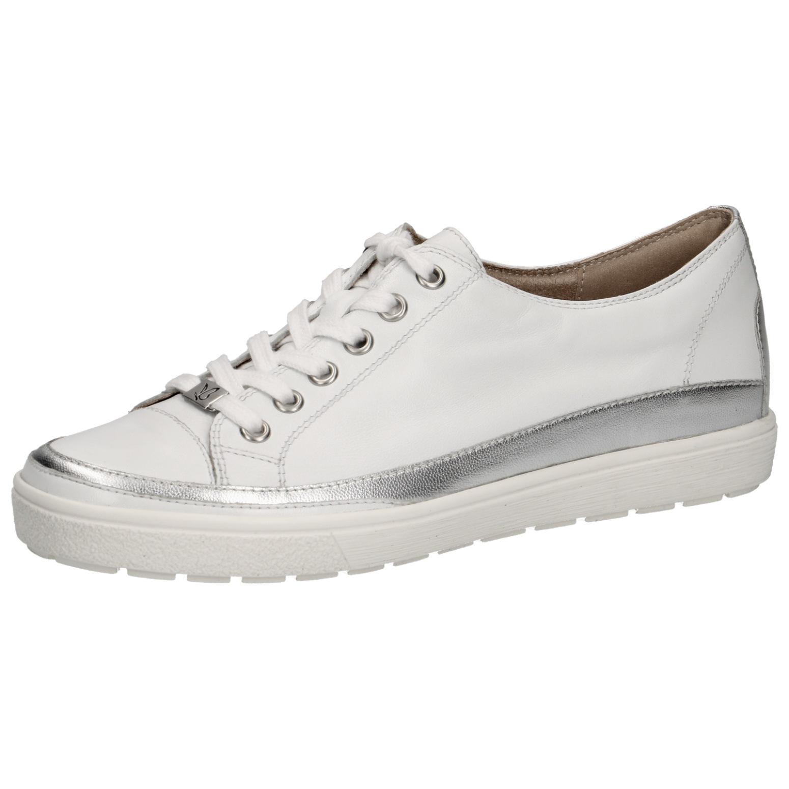 e703edff6142 Dámska vychádzková obuv CAPRICE 9-23654-22 102 WHITE NAPPA – Topánky  Olympia shoes