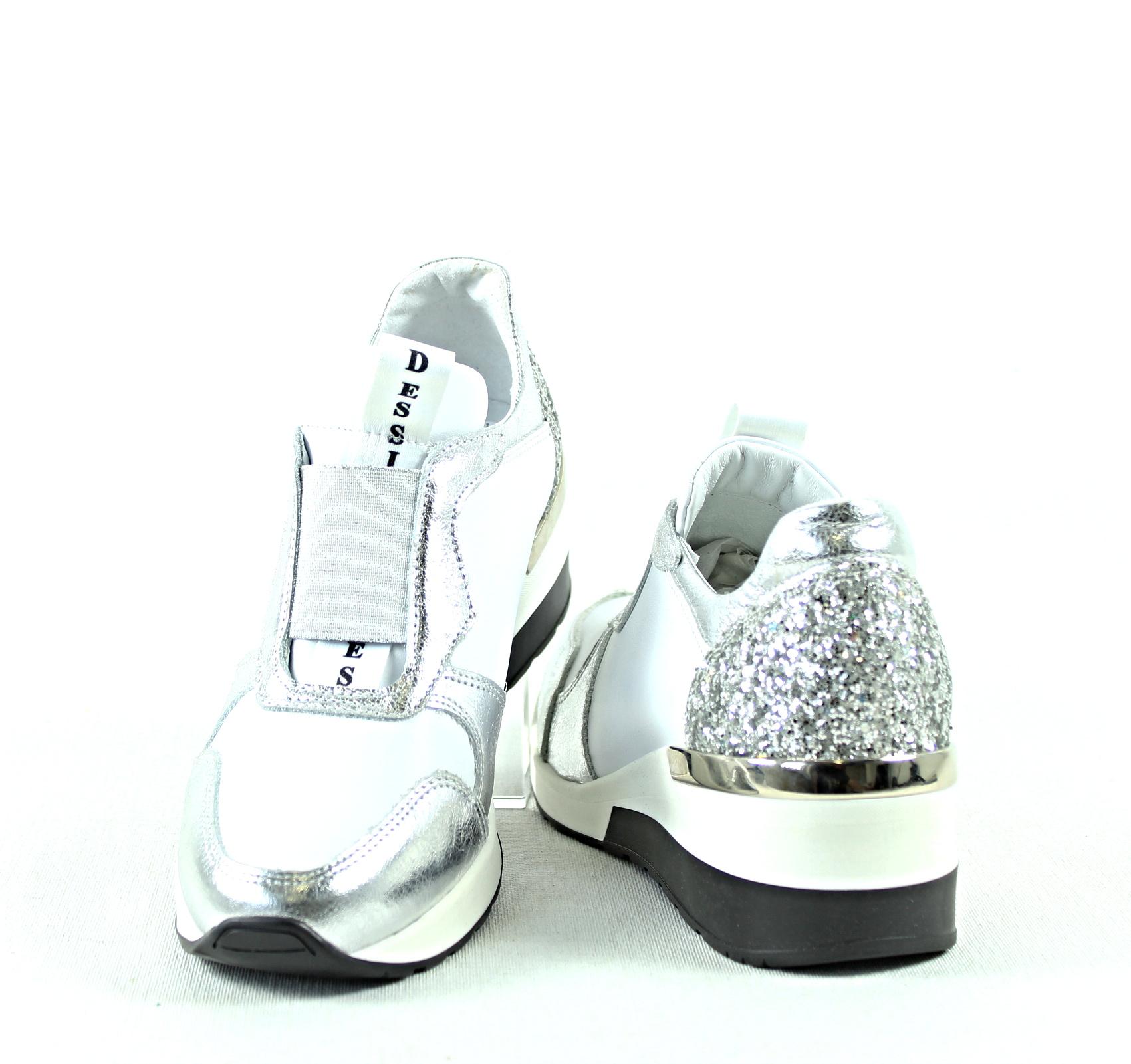 f37735a2dd Dámska vychádzková obuv CLAUDIO DESSI 6331 BIELY 26 863 – Topánky ...